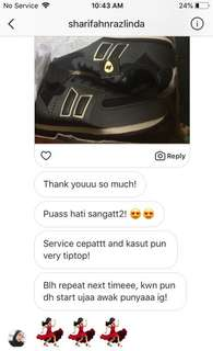Customer Feedback❗️