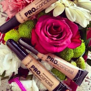 L. A GIRL Pro Hd Concealers