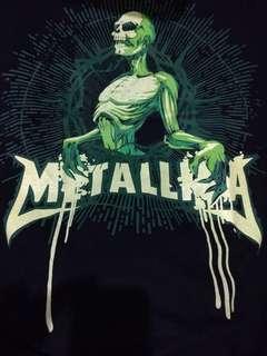 Metallica Band Tshirt