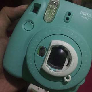 Polaroid Blue Cute Instax mini 8+