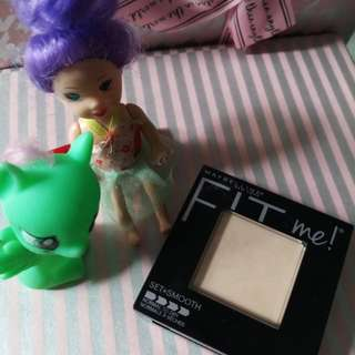 Fit me powder by maybelline
