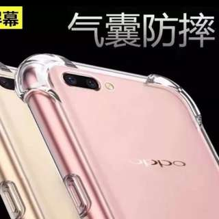 Oppo R11 plus clear cover