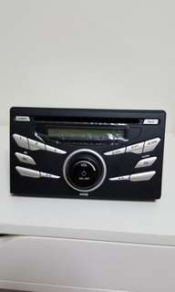 Perodua Axia Original Double Din Radio Player