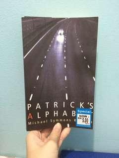 PATRICK'S ALPHABET 📘