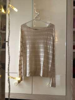 Atasan knit wear