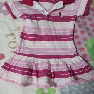 Fushi polo dress