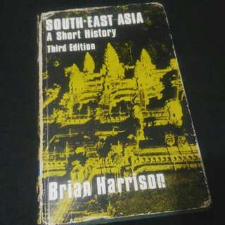 South-East Asia: A Short History