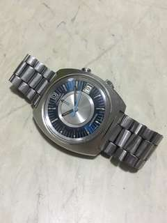 Omega Memomatic Alarm watch