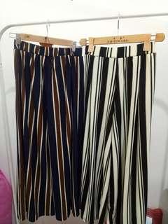 Kulot  Zara Stripe