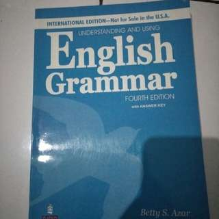 English grammar fourth edition