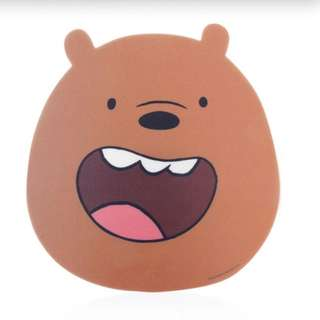 We Bare Bears Mouse Pad