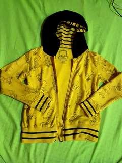 The Simpsons Hoody Jacket