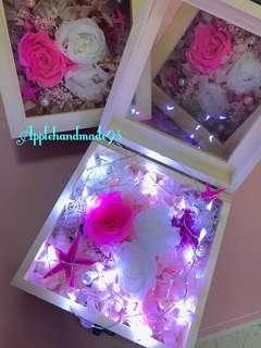 Preserved flower 🌸 gift box