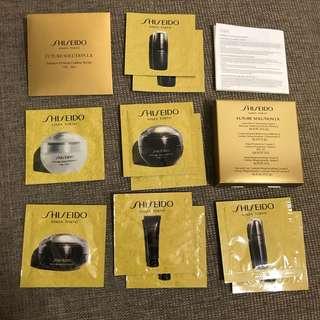 Shiseido Future Solution Sample 10包