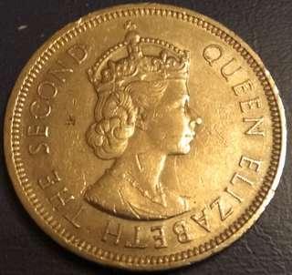One Dollar HK 1973