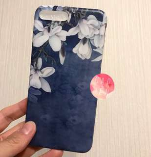 🌸Simple is the best 🌺磨沙全包邊iphone Case