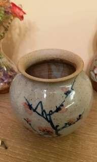 陶瓷器皿,有蓋