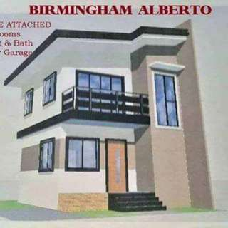 Birmingham Alberto House Sale 10%DP only! Near QC and SM city