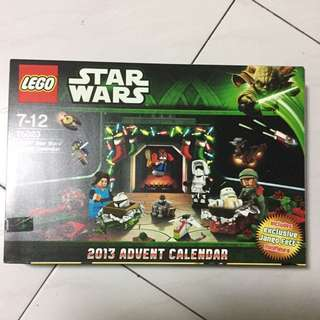 Lego 75023 Star Wars Advent Calendar 2013