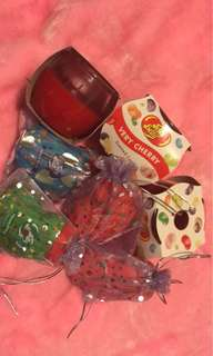 Jelly belly products