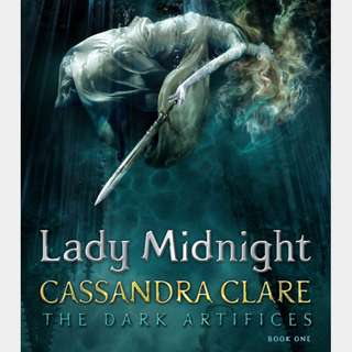 New Cassandra Clare Lady Midnight