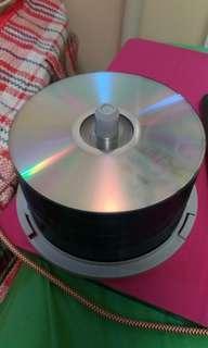 48隻DVD+R
