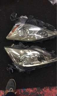 Lexus head light