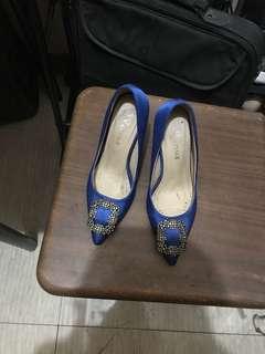 Manolo Blahnik Inspired stiletto heels