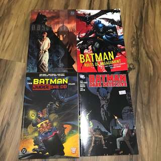 Batman TPB bundle