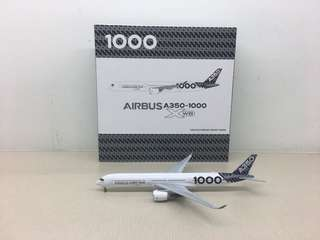 JC Wings Airbus A350-1000 XWB(Xtra Wide Body) Limited Edition