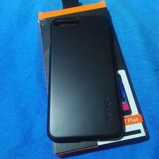 Spigen Black Case for iPhone 7/8 Plus