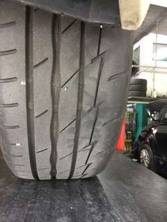 Tyre bridgestone potenza re003