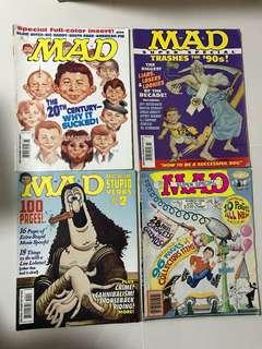Mad Magazine Bundle 4 sale