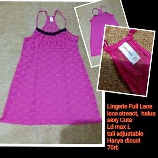 Lingerie Full Lace