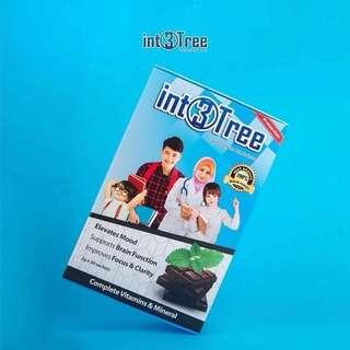Minuman Kesihatan Untuk Anak-Anak dan pelajar-Int3Tree