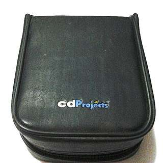 CD /DVD Storage Pouch
