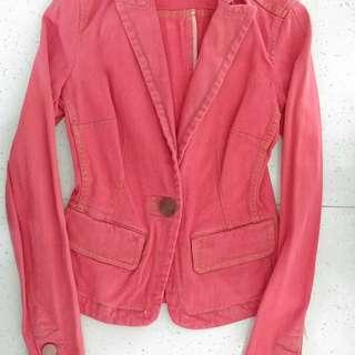 ARMANI EXCHANGE Slim Fit Jacket Size XS