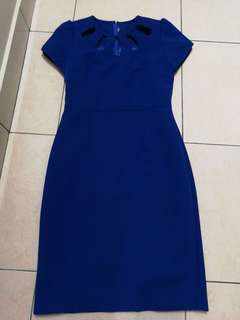 Blue Dress - S size