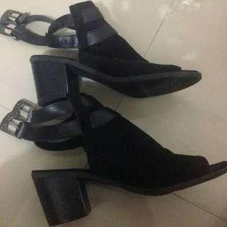 ❗Saleeee❗Black shoes