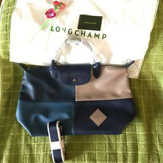 Authentic Long Champ Gary Bag