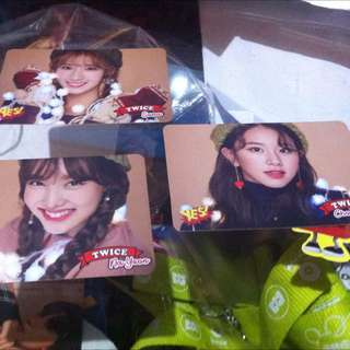 Twice Merry And Happy Cards