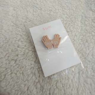 EXO Don't Go Pin