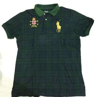 Ralph Lauren polo shirt Custom Fit Large