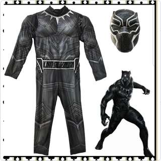 Black Panther Kids Costume