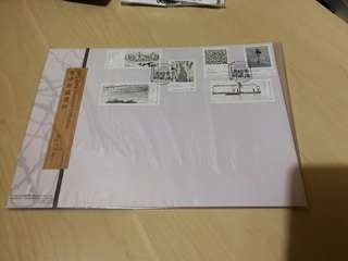 Hong Kong Post stamp 香港郵政郵票套摺首日封小型張香港館藏選粹吳冠中