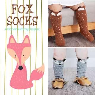 🦊 Fox Socks 🦊