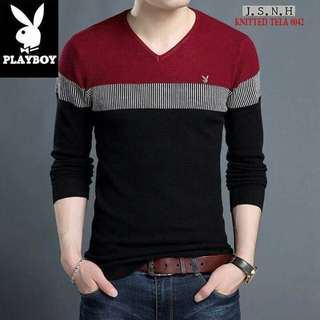 Playboy long sleeve (knitted)