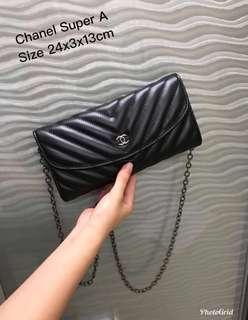 [SUPER A‼️] Chanel WOC Sling Hadbag (FREE POSTAGE)