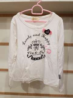 Brand New Long Sleeves Top