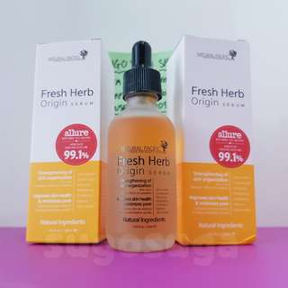NATURAL PACIFIC Fresh Herb Origin Serum (50ml)